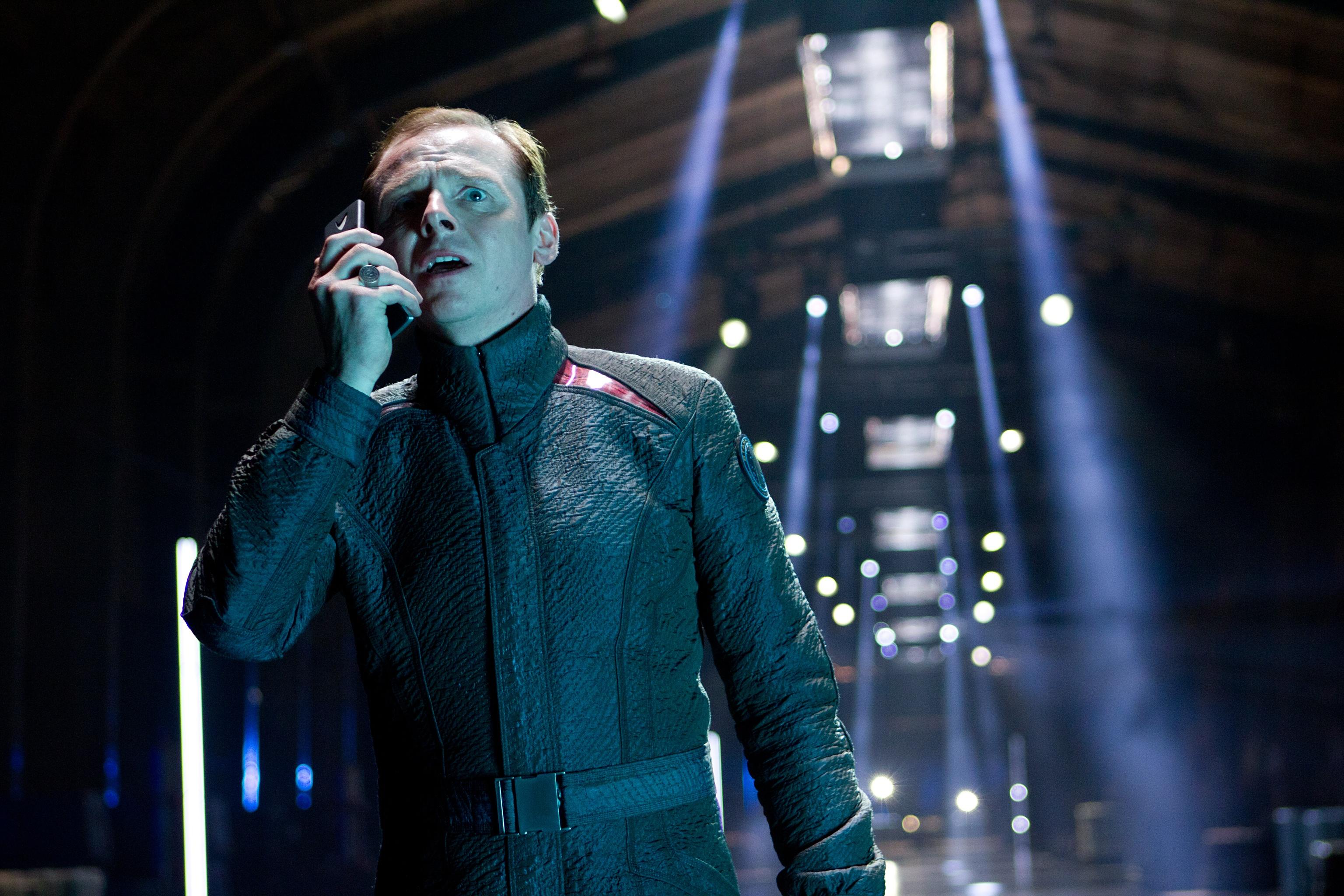 Star Trek Into Darkness Preview - Scotty