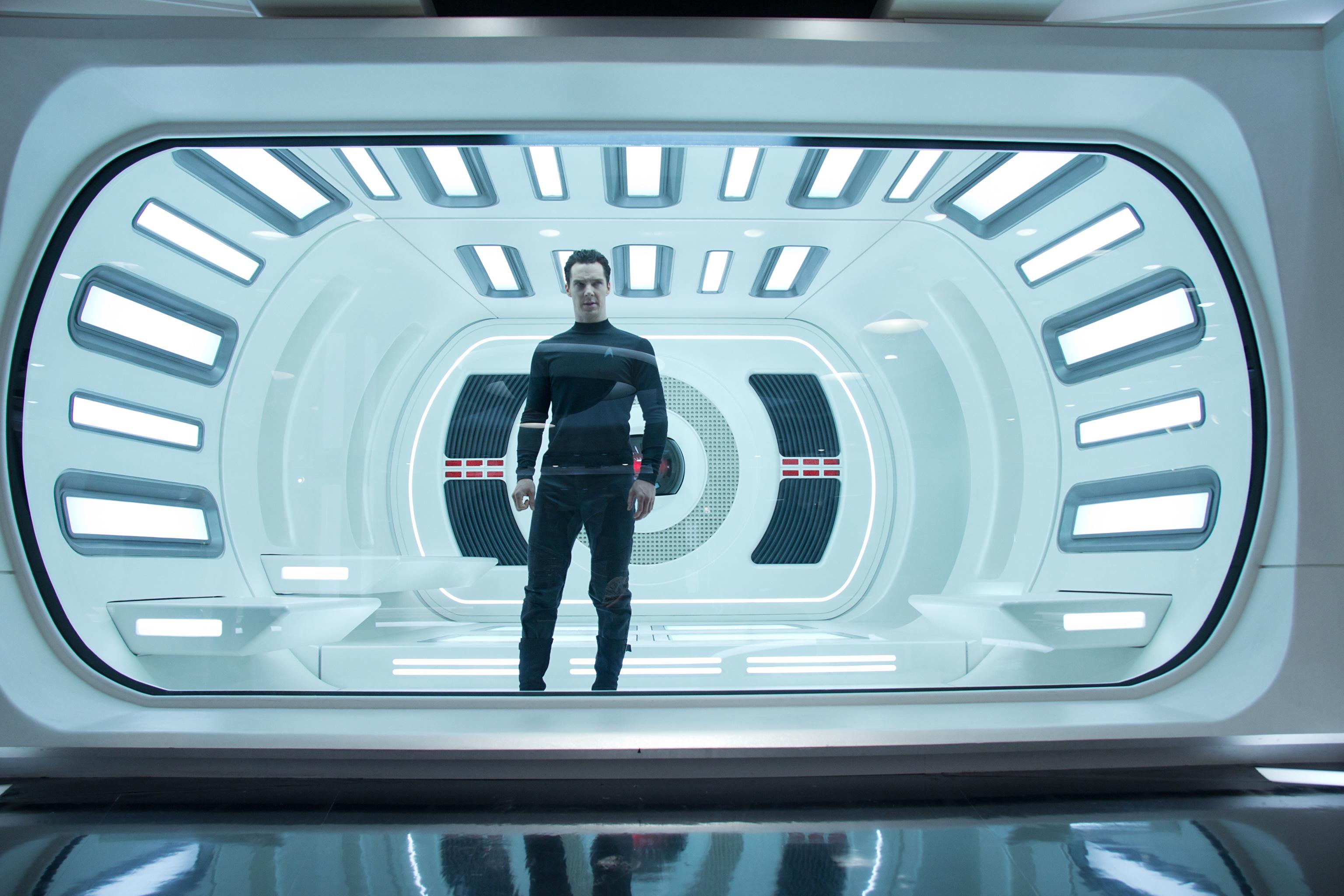 Star Trek Into Darkness Preview - Benedict Cumberbath (John Harrison)