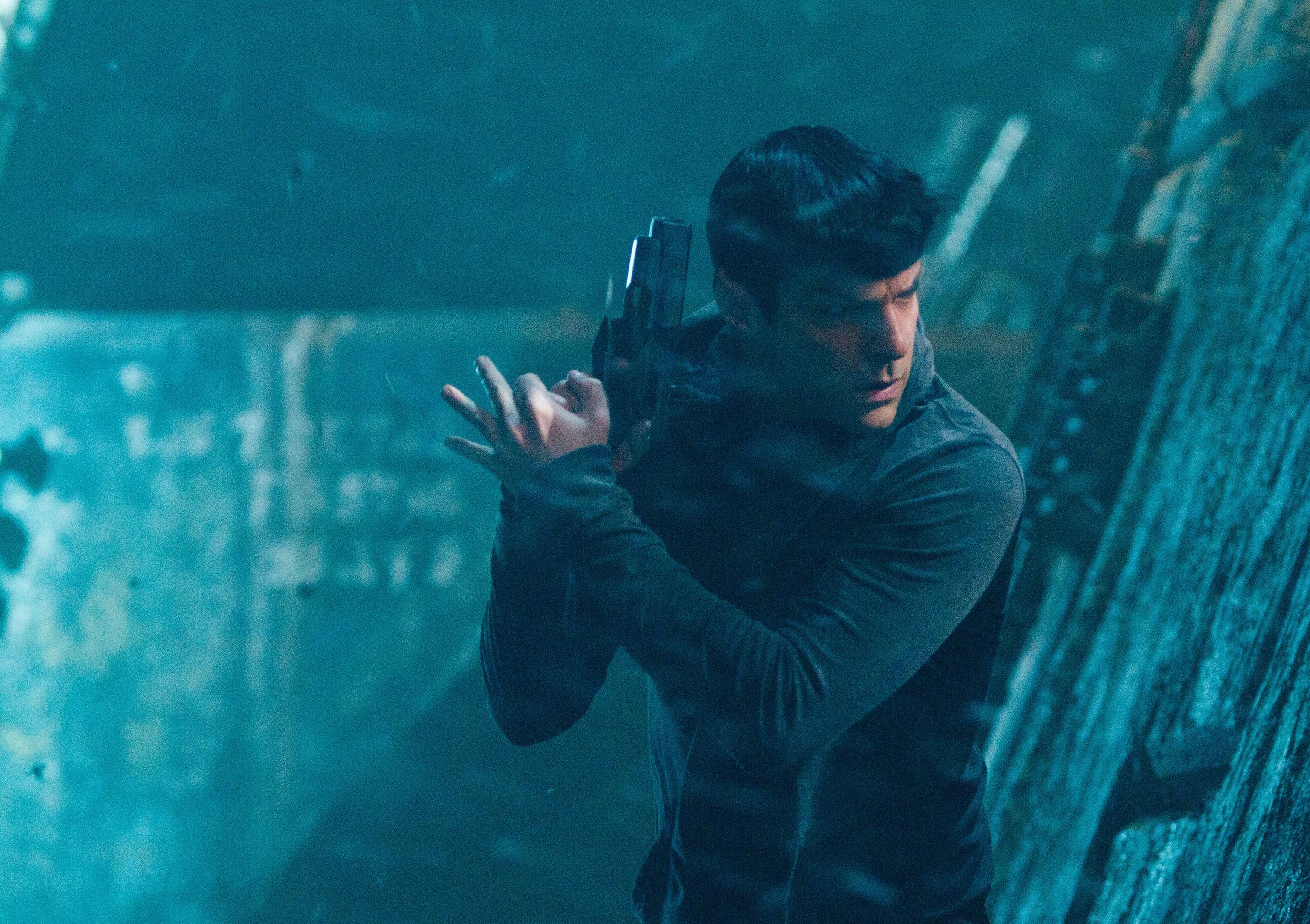 Star Trek Into Darkness Preview - Spock