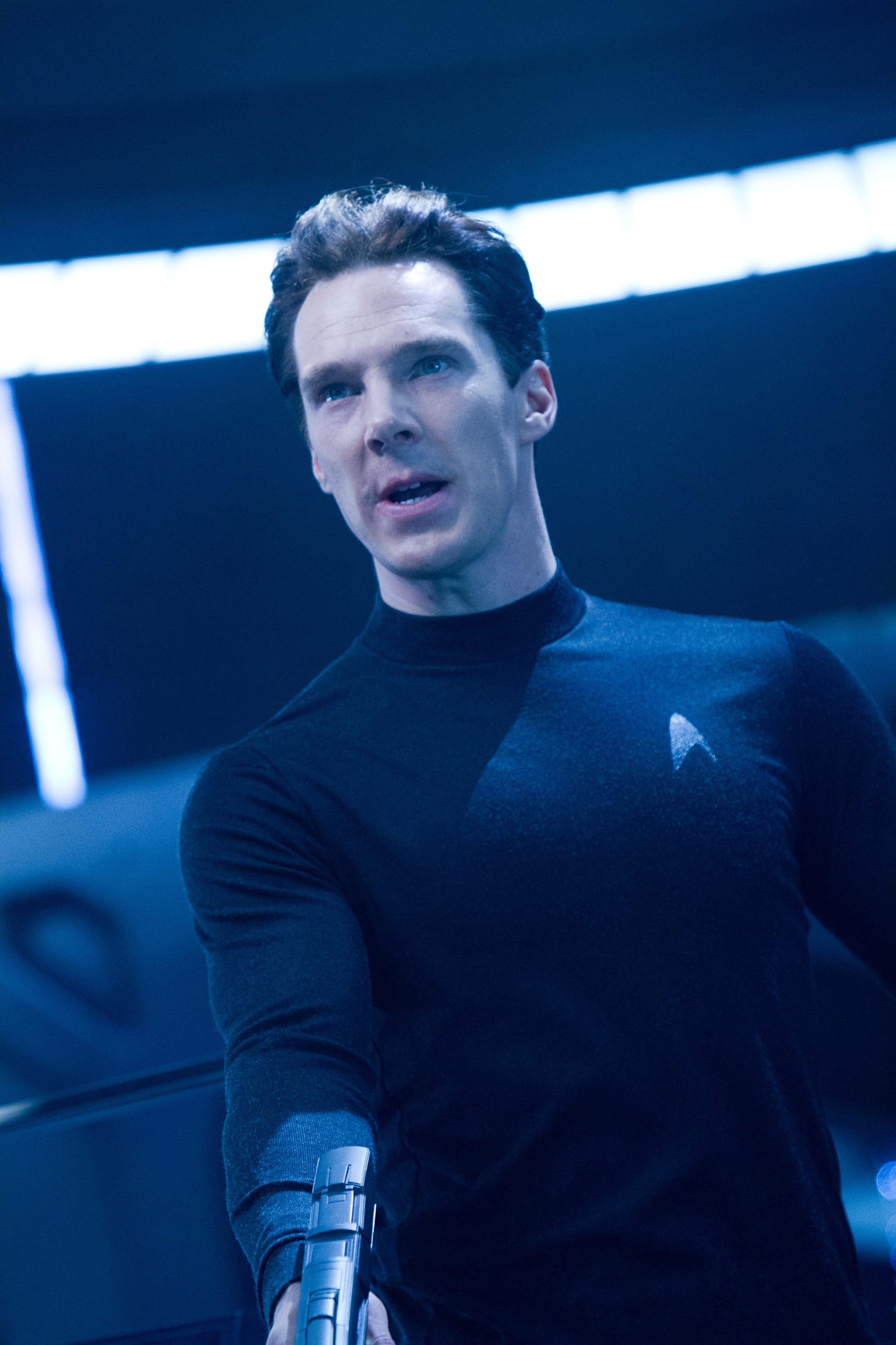 Star Trek Into Darkness Preview - Benedict Cumberbath (John Harrison)