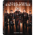 Enterprise - Season 1 Blu-ray