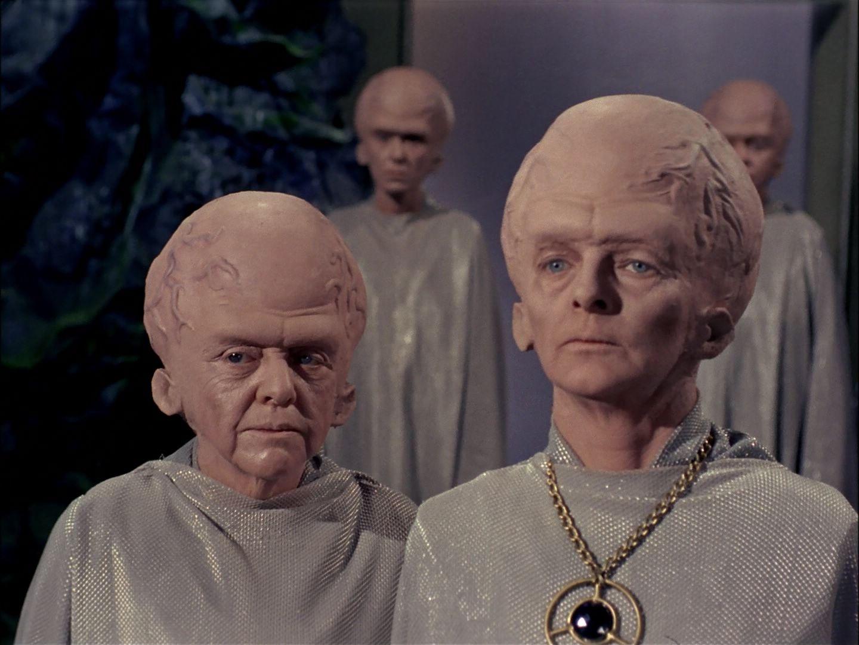 Die Talosianer waren zusammen mit Spock die ersten Aliens der Star Trek Geschichte