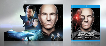 """Blu-ray """"The Best Of Both Worlds"""""""