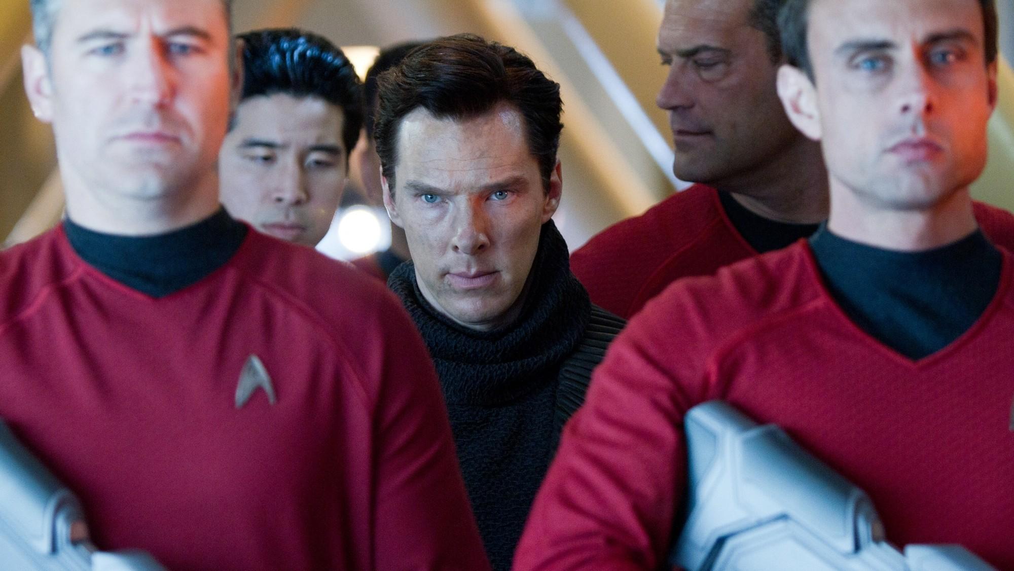 John Harrison (Benedict Cumberbatch) © Paramount