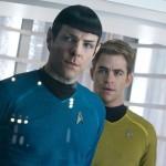 Kirk und Spock (Chris Pine und Zachary Quinto) © Paramount