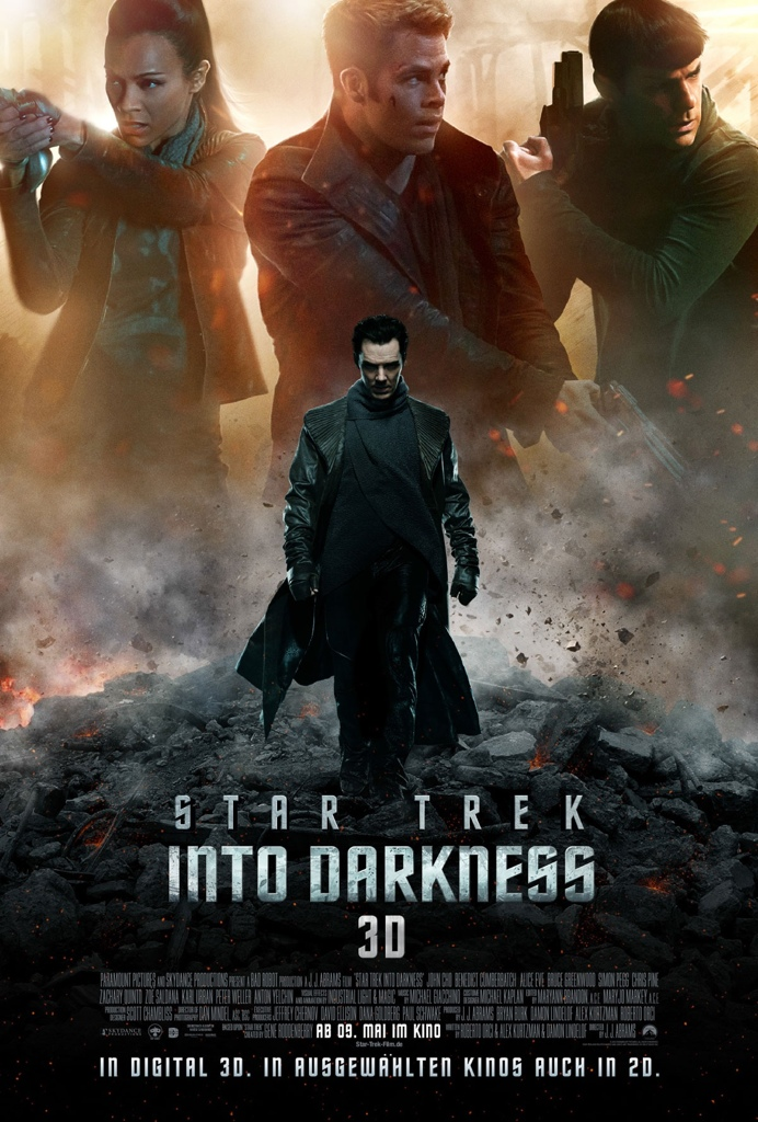 Star Trek Into Darkness Filmposter