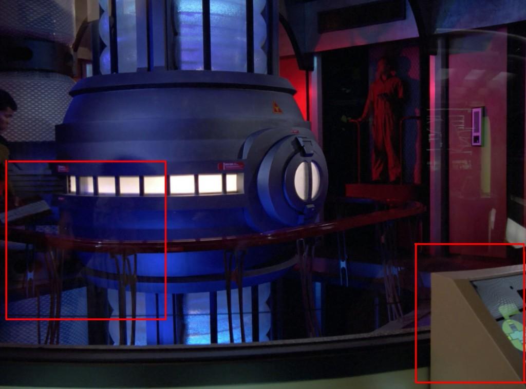Die Iconia-Sonden (Quelle: Blu-ray) © CBS/Paramount