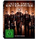 Star Trek: Enterprise Season 1 Blu-ra