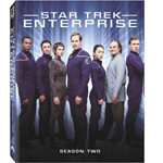 Star Trek Enterprise Season 2 (Blu-ray)