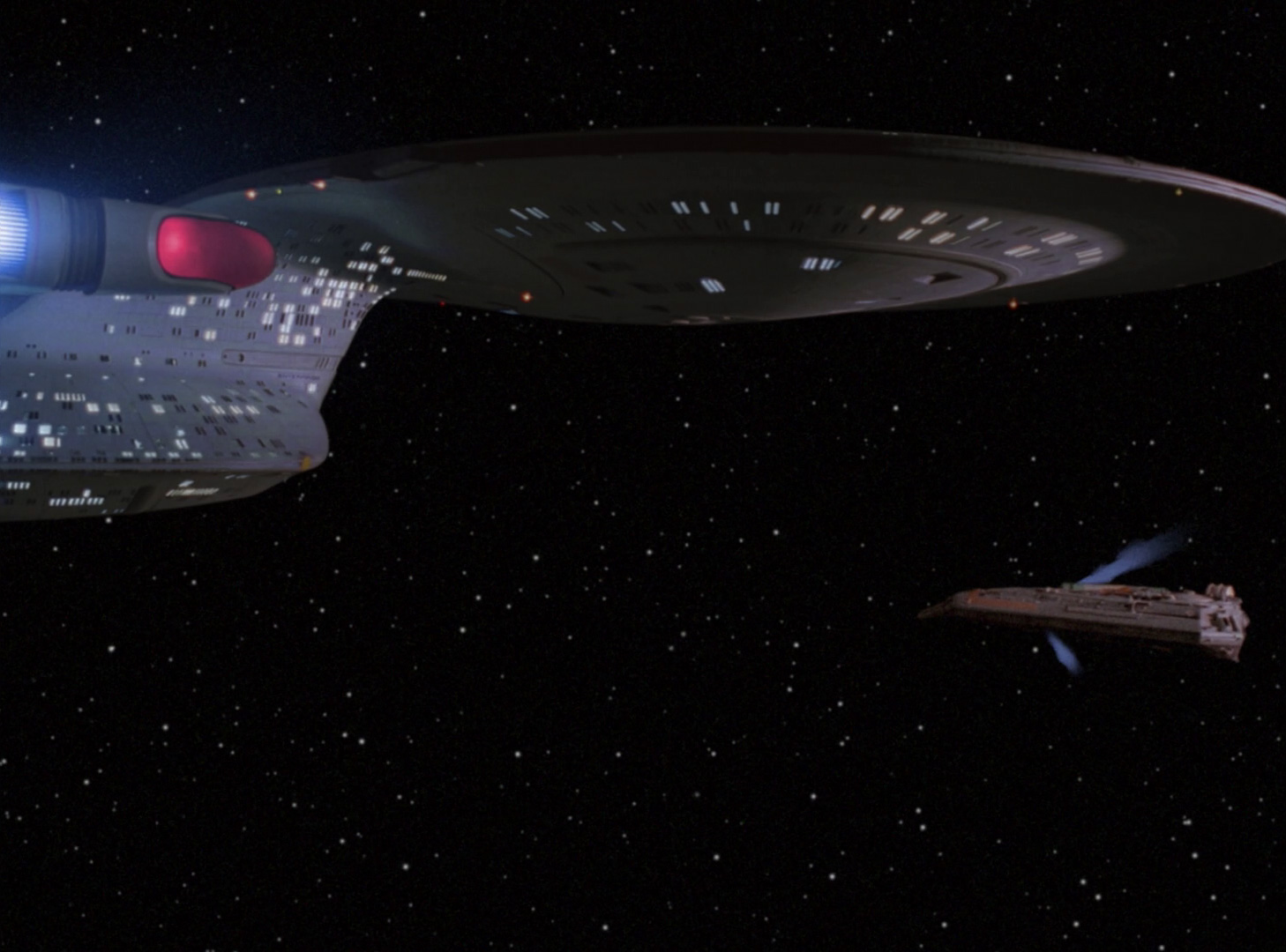 Star Trek: The Next Generation – Das Herz eines Captains Blu-ray Review