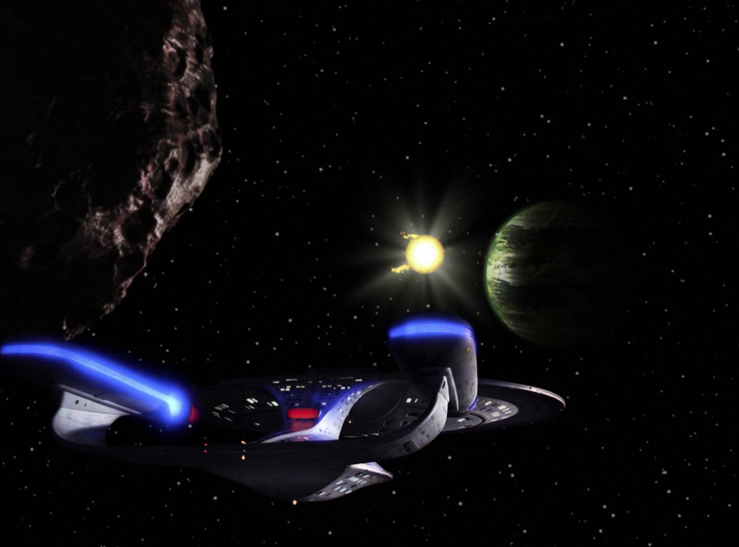 Star Trek: The Next Generation – Der Planet der Klone Blu-ray Review