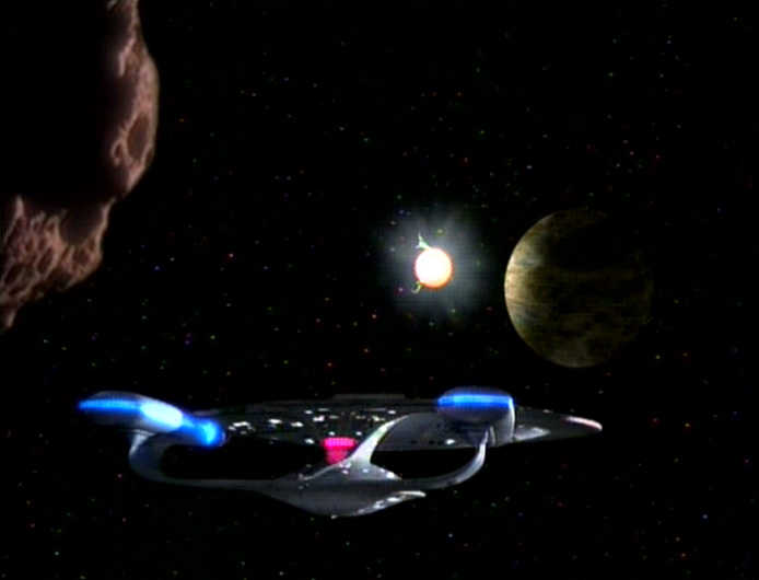 Star Trek: The Next Generation – Der Planet der Klone Blu-ray Review