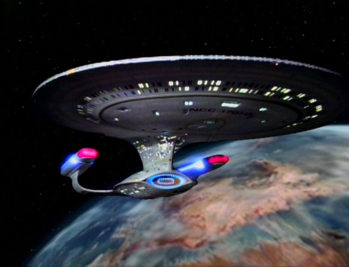 Star Trek: The Next Generation – Rikers Vater Blu-ray Review