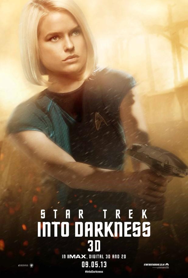 Star Trek Into Darkness Filmplakat (Carol Marcus)