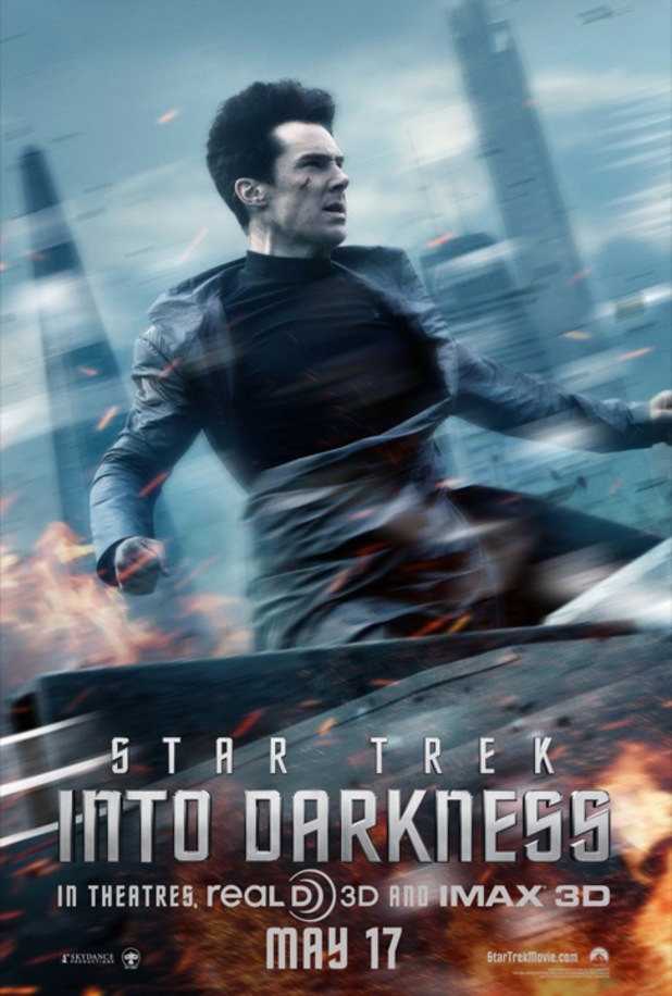 Star Trek Into Darkness Filmplakat (John Harrison)