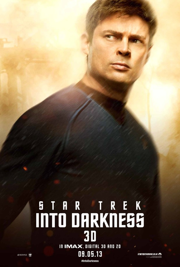 Star Trek Into Darkness Filmplakat (McCoy)