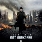 Star Trek Into Darkness Filmplakat (Europa)