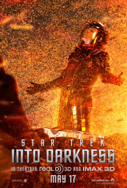Star Trek Into Darkness Filmplakat (Spock)
