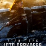 Star Trek Into Darkness Filmplakat (Uhura)