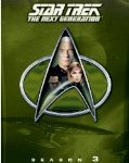 Star Trek: The Next Generation Season 3 Blu-ray Steelbook (Limited Collector's Edition)