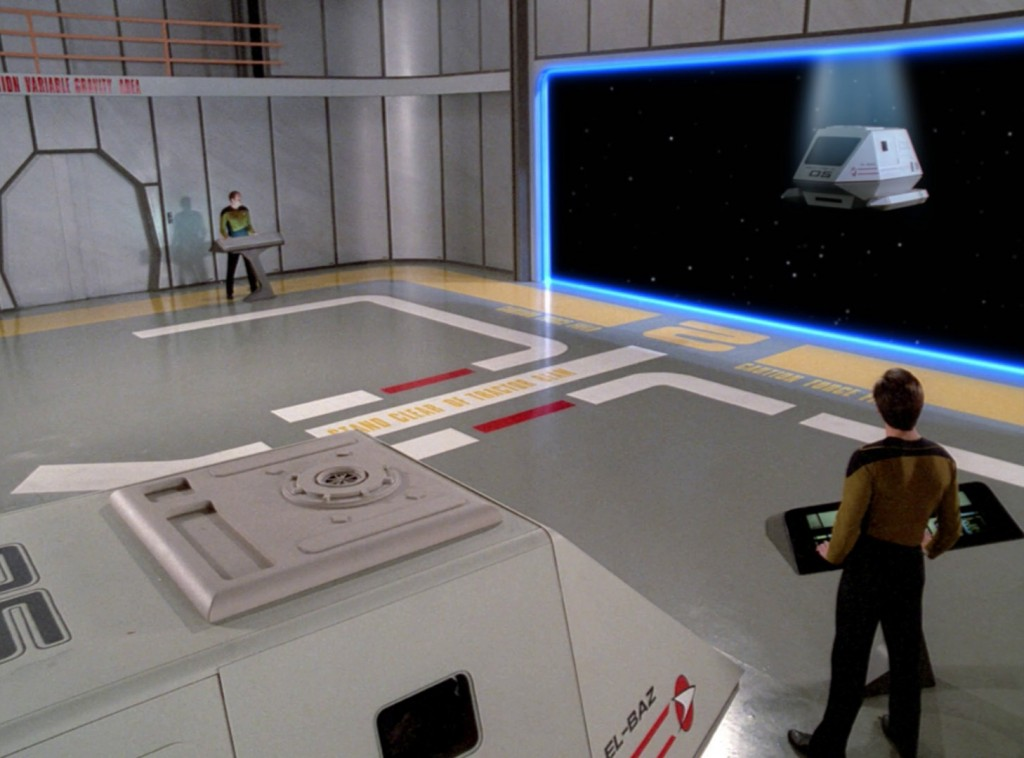 Star Trek: The Next Generation - Die Zukunft schweigt (Quelle: Blu-ray) © CBS/Paramount