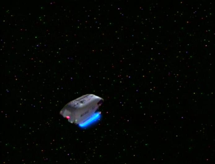Star Trek: The Next Generation – Zeitsprung mit Q Blu-ray Review
