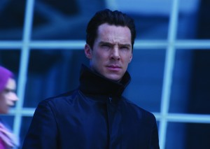 "Benedict Cumberbatch als John Harrison in ""Star Trek Into Darkness"" © Paramount Pictures"