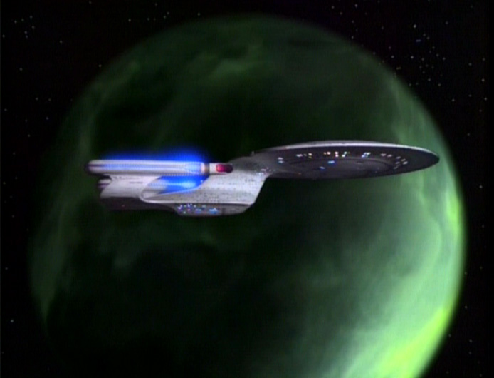 Star Trek: The Next Generation – Andere Sterne, andere Sitten Blu-ray Review