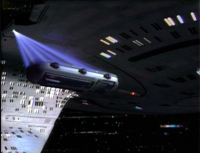 Star Trek: The Next Generation – Klingonenbegegnung Blu-ray Review