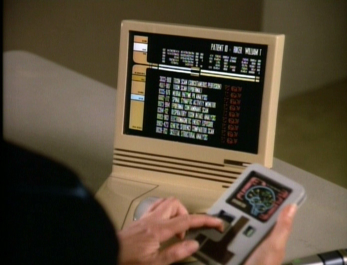 Star Trek: The Next Generation – Kraft der Träume Blu-ray Review