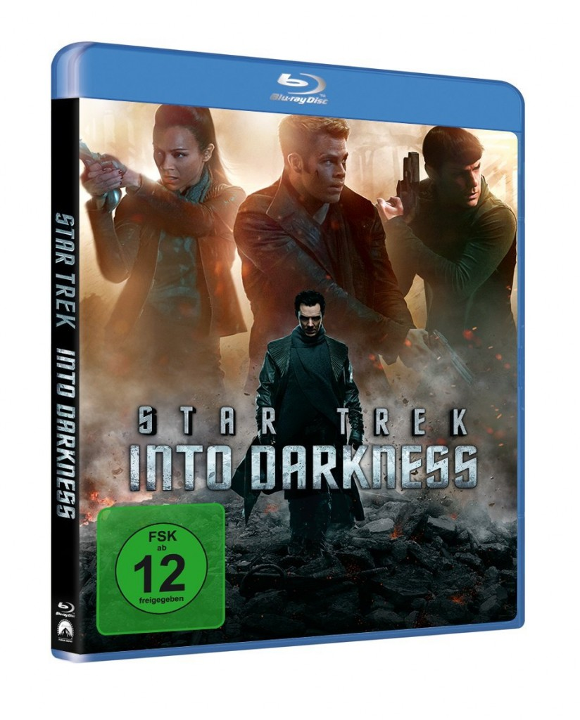 Star Trek Into Darkness Blu-ray (deutsch)