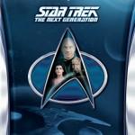 Star Trek: The Next Generation Season 5 Blu-ray Cover