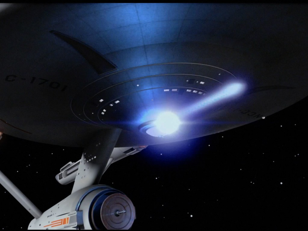 "Star Trek: The Original Series ""Spock unter Verdacht"" (Balance Of Terror) Screencap: Blu-ray © CBS/Paramount"