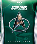Vorschau Star Trek: The Next Generation Season 4 Blu-ray