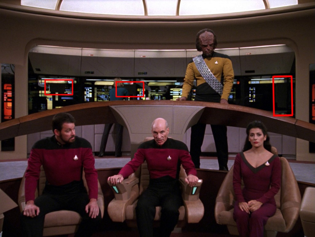 Star Trek: The Next Generation - Die Macht der Paragraphen (The Ensigns Of Command) Blu-ray Screencap © CBS/Paramount
