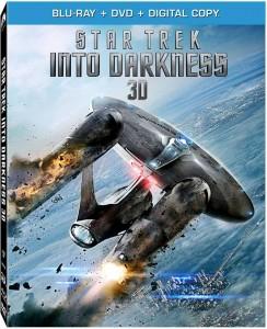 Star Trek Into Darkness Blu-ray Cover (USA)