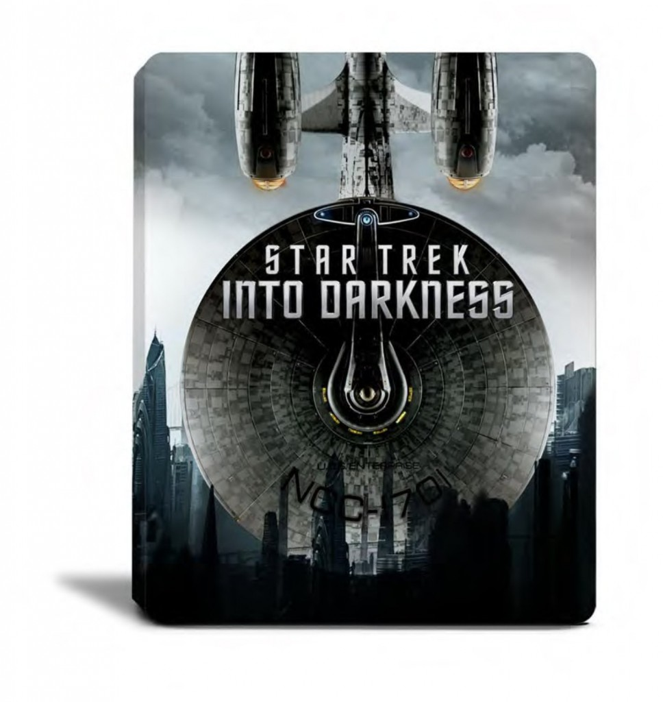 Star Trek Into Darkness (Steelbook Spanien)