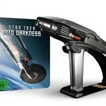 Star Trek Into Darkness Superset mit Phaser (Limitiert und exklusiv bei Amazon.de) [3D Blu-ray]