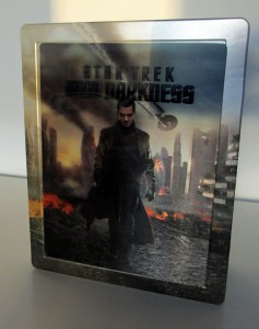 Star Trek Into Darkness Steelbook mit Lenticular (exklusiv bei Media Markt)