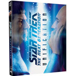 "Blu-ray Star Trek: the Next Generation ""Wiedervereinigung"""