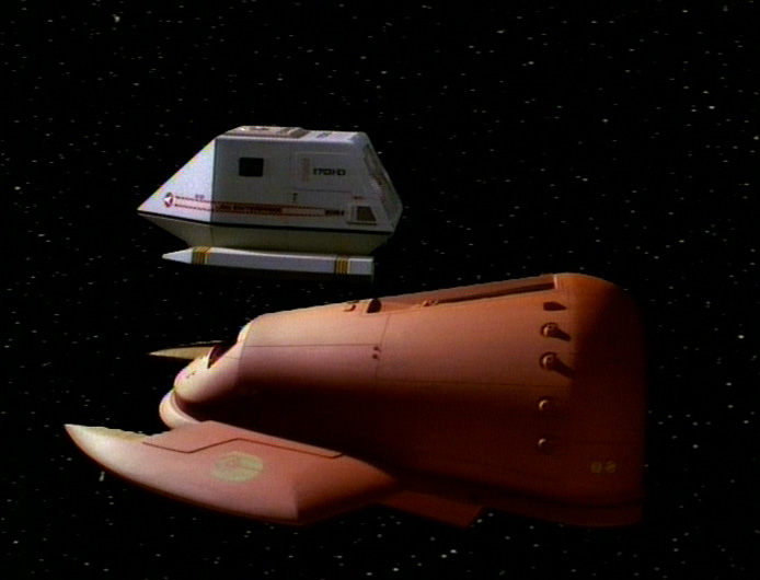 Star Trek: The Next Generation – Der Barzanhandel Blu-ray Review