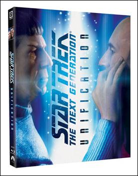 """Blu-ray Star Trek """"Wiedervereinigung"""""""