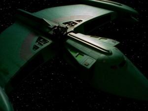 Star Trek: The Next Generation - Der Überläufer (The Defector) Blu-ray Screencap © CBS/Paramount
