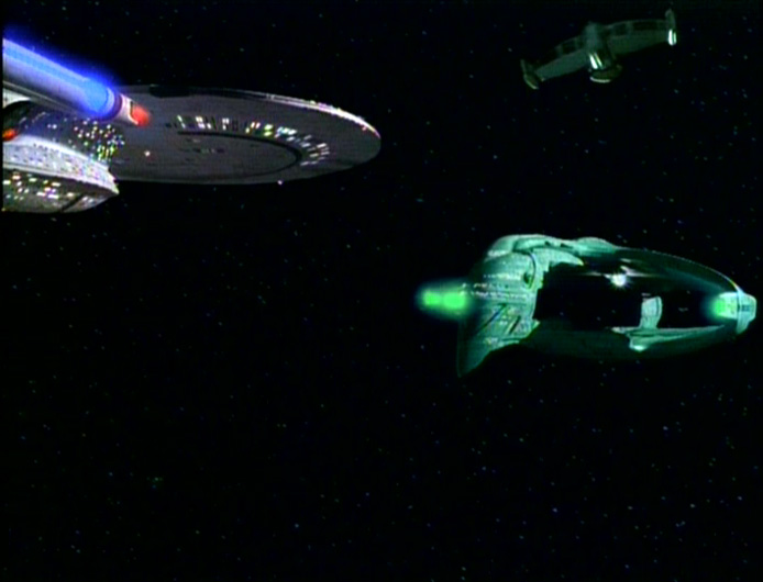 Star Trek: The Next Generation – Auf schmalem Grat Blu-ray Review