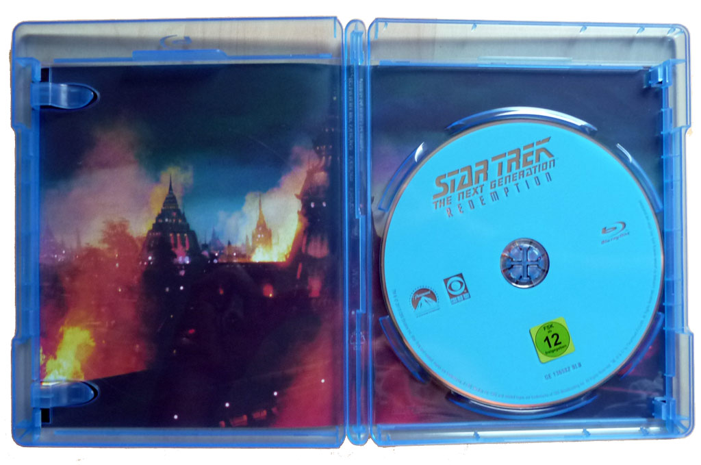 """Blu-ray """"Der Kampf um das klingonische Reich"""" Foto: Frank Löwenstein"""