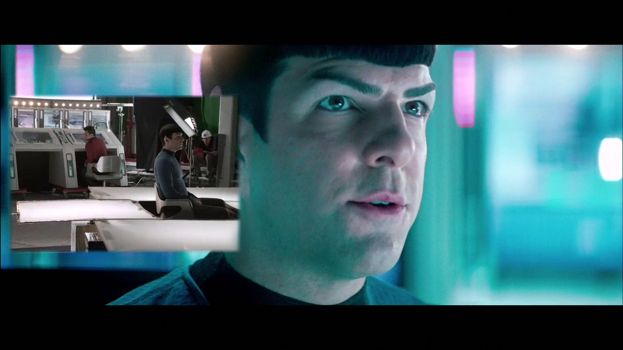 Star Trek Into Darkness (Audio Kommentar Screencap: Trekcore.com) © Paramount Pictures