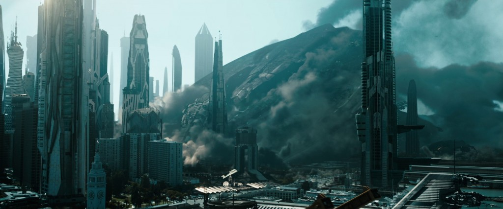 Star Trek Into Darkness (Blu-ray Screencap) © Paramount Pictures