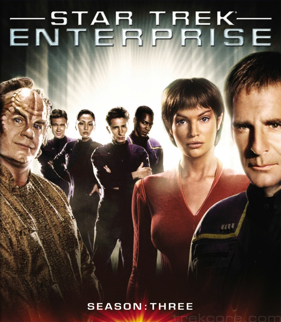 Enterprise Season 3 Blu-ray Cover (Neue Version)
