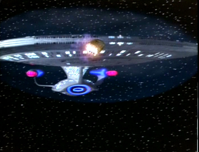 Star Trek: The Next Generation – Die Verfemten Blu-ray Review