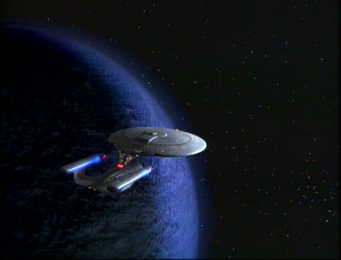 Star Trek: The Next Generation – Yuta, die Letzte ihres Clans Blu-ray Review